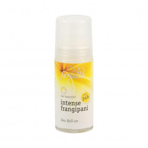 Farfalla Deo roll-on intense Frangipani  50 ml